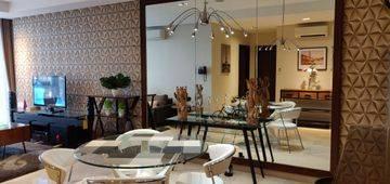 BISA 3 BULAN Siap Huni   L'Avenue Apartment 2+1BR