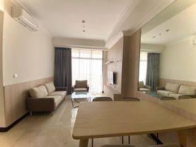 Permata Hijau Suites, 3br, lantai menengah, fully renovated, fully furnished