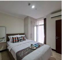 Permata Hijau Suites, 2br, fully renovated siap huni