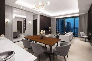 Luxury Brand New Apartement at Gatot Subroto