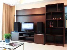 Sewa Apartemen Kemang Village Ritz 2 BR 144 $ 1800 Private Lift Jakarta Selatan