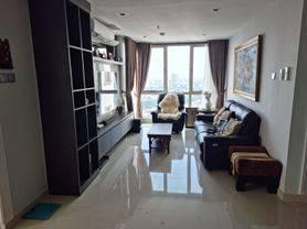 Apartemen furnished disewakan