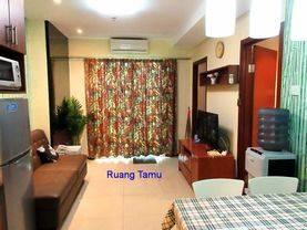 Apartemen Thamrin Residence 1 Bedroom Type L Lantai Tengah