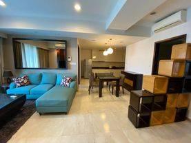 Casa Grande Avalon 2 BR Private Lift 18 Mio No Balcony Casablanka Jakarta Selatan ERI Property