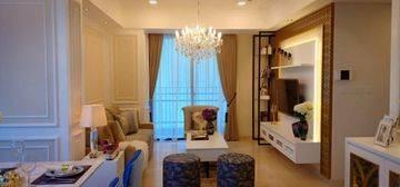 Casa Grande Chianti 3 BR High Class Luxury USD 3,150 Private Lift Jakarta ERI Property Casagrande