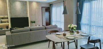 Apartment Hegarmanah Lt 17
