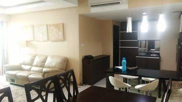 Apartment Gandaria Hegihts @Gandaria 3BR 135sqm (Rare Unit) High Floor Best Price