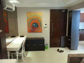 Sewa murah apartemen Denpasar Residence 2BR, 1BA, fully furnished, negotiable