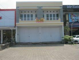 Ruko Langka di Premium area - Simpang Siur Kuta