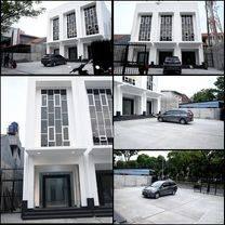 Rukan Bagus Siap Pakai 3 Lantai di Manggarai - Jakarta Selatan