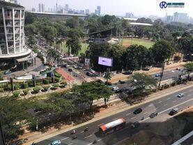 Menara Sudirman 218 m2 atau 436 m2 SCBD Sudirman Jakarta Selatan 220 Ribu/m2