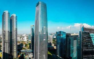 World Capital Tower Mega Kuningan Type 118m2 Low Zone Harga Nego