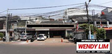 RUKO / RUANG USAHA STRATEGIS di Jl PANGLIMA POLIM (PANGPOL)