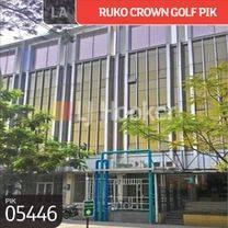 Ruko Crown Golf, PIK, Jakarta Utara