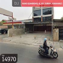 Ruko (Gandeng) Jl. KS. Tubun, Karawaci, Tangerang, 9,5x30m, 3 Lt, SHM