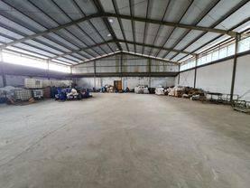 Gudang Cocok untuk produksi atau gudang distribusi Lokasi Strategis diKawasan industri trikencana