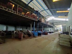 Gudang Bebas Banjir Jl. Prancis Dadap Luas 5925m2, Jarang Ada!!!