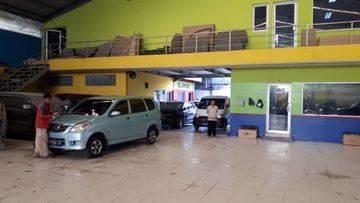 Bengkel HITUNG TANAH lokasi Istimewa di Jl. Angrek Rosliana, Slipi, Jakarta Barat