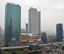 Office Space AXA Tower, 328 m2 @ Kuningan - 08.1212.560560