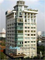 kan RUANG KANTOR 226 sqm PARTISI @DEA TOWER 1 Kuningan Jakarta Selatan