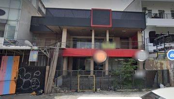 Gedung ex Restoran  Tebet Timur, Jakarta Selatan.   Bangunan: 600M2 Lahan: 500M2 Jumlah Lantai 2