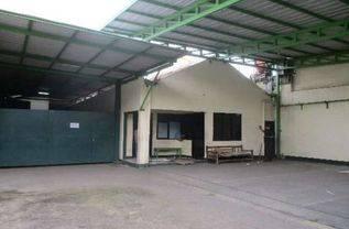 Gudang Bekas Pabrik Tekstil Dayeuh Kolot Bandung
