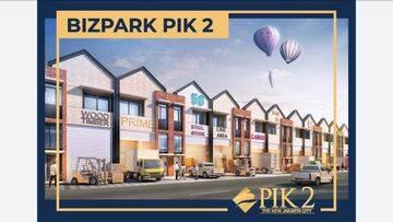 Gudang Multiguna Brand New Bizzpark 2 at Pantai Indah Kapuk 2