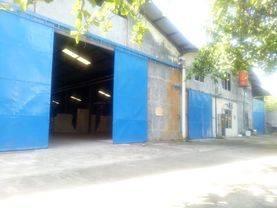 Dijual gudang/pabrik