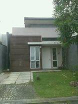 (TN) Rumah Siap Huni Di Kawasan Elite Dekat dengan Mall Aeon Bsd City