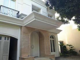 Rumah Mewah dekat SCBD di Jalan Rajasa Kebayoran Baru Jakarta