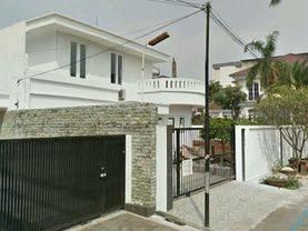 Rumah Tinggal Strategis Komplek Permata Hijau Jakarta Selatan
