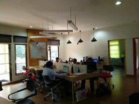 rumah siap huni cck untuk kantor di jl. pakubuwono. kebayoran baru.