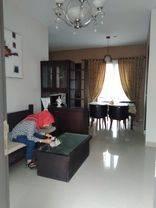 Rumah cantik asri dan nyaman full furnished di tangkerang pekanbaru