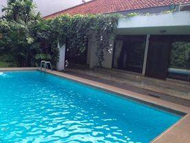 Rumah Asri Siap Huni di Bangka - Jakarta Selatan (AR)