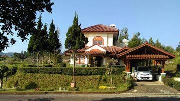 Rumah Murah Villa Di Ciater Highland Resort Subang Jawa Barat