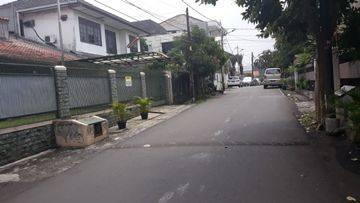 Rumah Tinggal Radio Dalam Gandaria Utara Jakarta Selatan