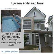 Huniyan berkonsep eropa DP suka suka dkt alun2 kota cimahi all in SHM