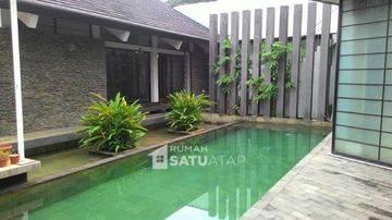 Rumah komplek Billy Moon Japanese Style - RSA011801
