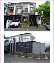 Rumah Nyaman dlm Cluster dkt Bintaro