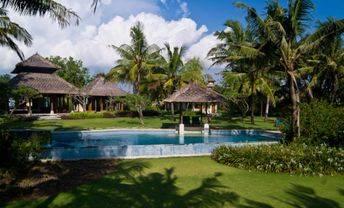 Beach Club or Hotel on a very rare absolute beachfront land in Canggu