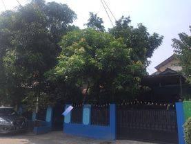 Rumah 225m2 di KOTA TANGERANG BELAKANG PASAR ANYAR TANGERANG