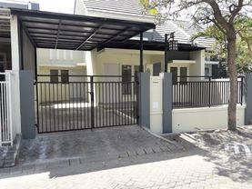 Rumah Baru Minimalis Cantik di Delta Sari Sidoarjo !