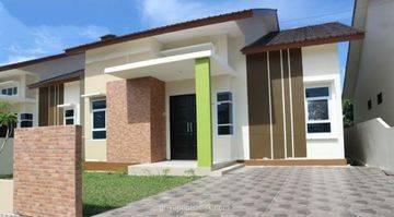 Rumah Baru Lokasi Ampera Tipe 90,110,120