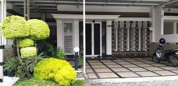 2 lantai, kitchen set 2, ac 6, full furnish, solar hart