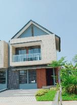 Rumah Serpong keren minimalis