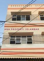 ANA*Rumah Baru Plonk uk 4,3x18m Hadap Timur di Jelambar