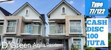 Rumah exclusive keren Mewah murah di kawasan Bandung utara, setiabudi