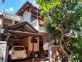 Rumah hook luas bebas banjir di Masnaga Jakasampurna Bekasi Barat