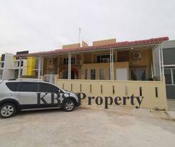 Rumah 1 Lt Type 108/144 m2 Lokasi Glory Tanjung Riau - Batam