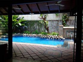 Big, beauty and comfortable house at Permata Hijau, South Jakarta, is available now
